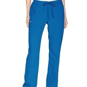 5XL Careisma Medical Scrub Pants CA100 ROYAL
